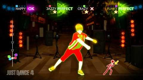 Baby Girl - Just Dance 4 Gameplay Teaser (UK)