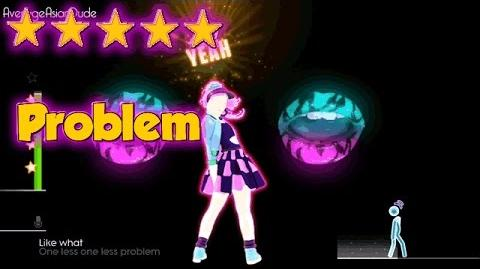 Just Dance 2015 - Problem - 5* Stars