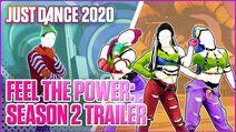 Just Dance 2020 Feel The Power Season 2 Trailer Ubisoft US-0