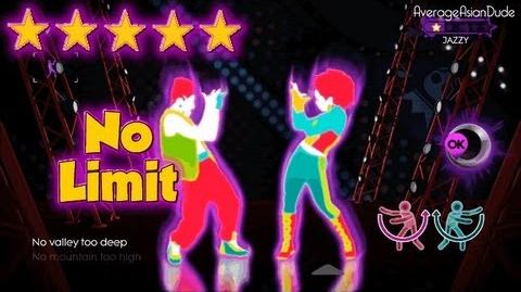 Just Dance 3 - No Limit - 5* Stars