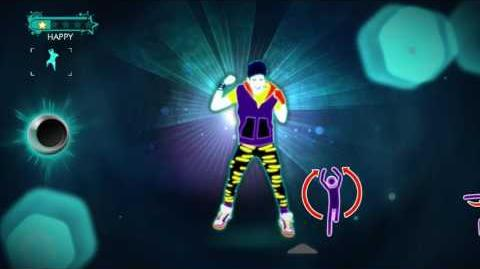Just Dance 3 Boomsday 5 Stars Xbox 360