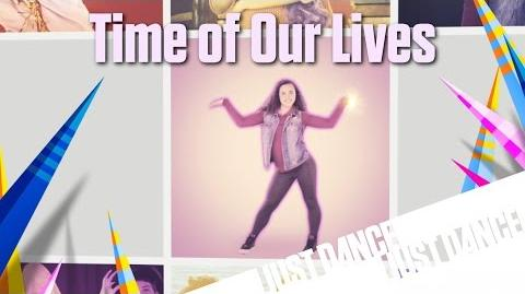 Just Dance Disney Party 2 - Time of Our Lives