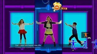 Just Dance Disney Party Hey Jessie 4 stars Xbox 360