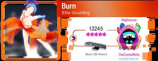 Burn M617Score