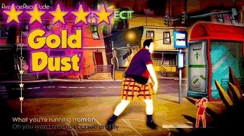 Just Dance 4 - Gold Dust - 5* Stars (DLC)