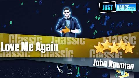 Love Me Again - John Newman 舞力全开 2015