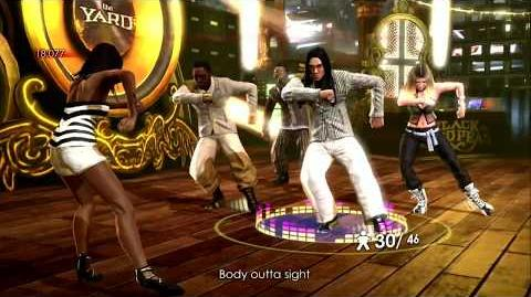 Rock That Body - The Black Eyed Peas Experience (Xbox 360) (The Yard)