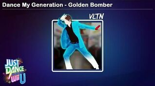 Dance My Generation - Golden Bomber Just Dance Wii U