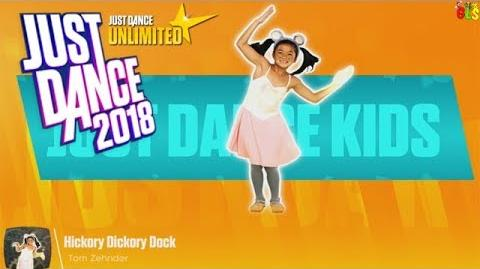Hickory Dickory Dock - Just Dance 2018