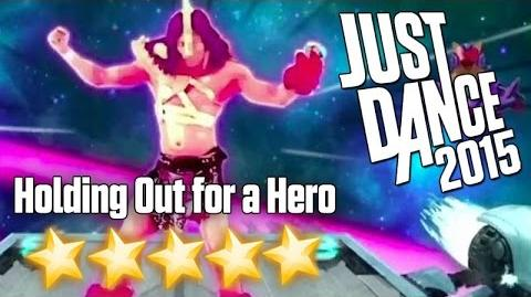 Holding Out for a Hero - Just Dance 2015