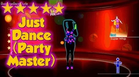 Just Dance 2014 - Just Dance (Party Master Mode) - 5* Stars XBOX ONE