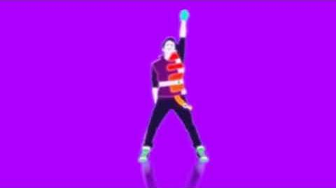 Just Dance 3 Glowed Extraction- Pump It