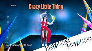 Just Dance 4 - Crazy Little Thing
