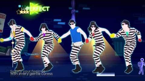 Just Dance 4 Hold My Hand - Everybody Needs Somebody to Love (First Time 5 Stars)-0