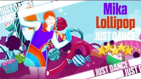 Lollipop - Mika Just Dance 3