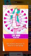 Loveward jdnow notification