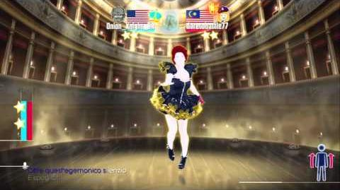 Cercavo Amore (World Video Challenge Mode) - Emma - Just Dance 2016