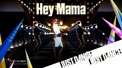 Just Dance 2016 - Hey Mama