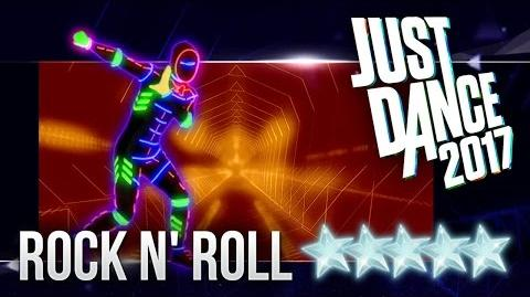 Just Dance 2017- Rock N' Roll (Will Take You To The Mountain) by Skrillex - 5 stars