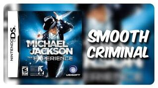 Michael Jackson The Experience (Nintendo DS) - Smooth Criminal (Hard)