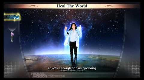 Michael Jackson The Experience Heal The World (PS3) (FULL HD)