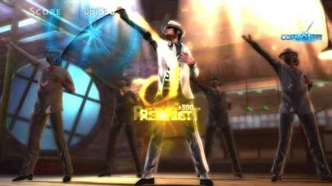 Smooth Criminal - Michael Jackson The Experience (PS Vita)