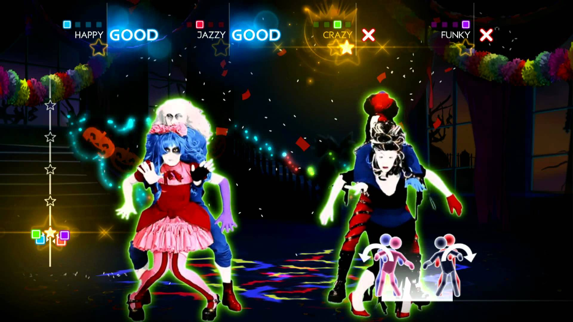 categorysongs by halloween thrills just dance wiki fandom powered by wikia