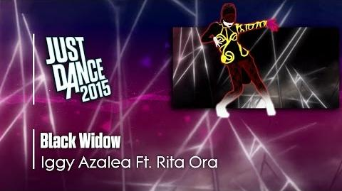 Black Widow - Just Dance 2015