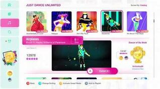 Just Dance 2020 (Unlimited) Airplanes 5*'s Gameplay