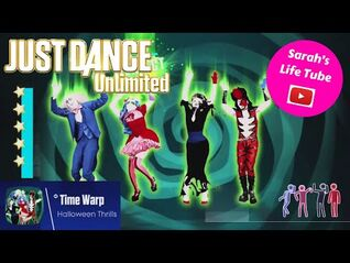 Time Warp - Just Dance 2018