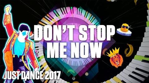 Just Dance 2017 Don't Stop Me Now by Queen - Official Track Gameplay US