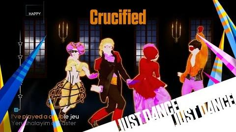 Just Dance 4 - Crucified