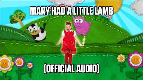 Mary Had A Little Lamb (Official Audio) - Just Dance Music