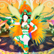Samba cover albumbkg