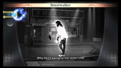 Streetwalker - Michael Jackson The Experience (PS3)