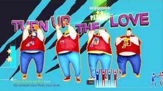 Turn Up the Love (Sumo Version) - Just Dance 2017