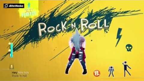 Just Dance 2014 Rock'n Roll, Avril Lavigne (DLC fevrier) 5*