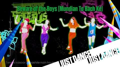 Just Dance 4 - Beware of the Boys (Mundian To Bach Ke)