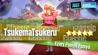 Kyary Pamyu Pamyu - Tsukematsukeru Just Dance Wii U