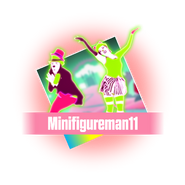Minifigureman11 UpSticker