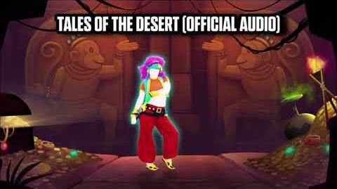 Tales Of The Desert (Official Audio) - Just Dance Music
