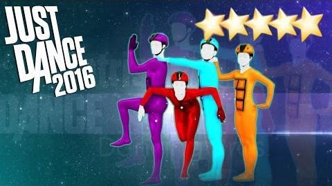 Tetris - Just Dance 2016