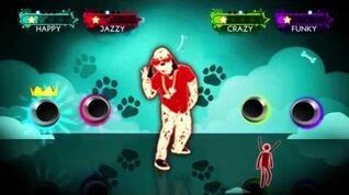 Who Let the Dogs Out? - Just Dance 3 (Zwiastun US)
