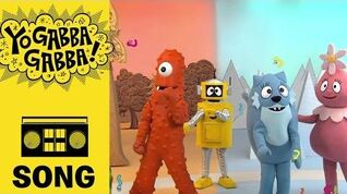 Get the Sillies Out - Yo Gabba Gabba!