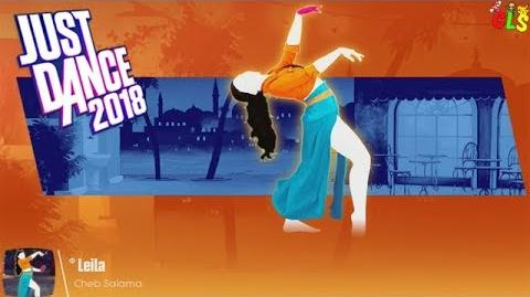 Just Dance 2018 - Leila