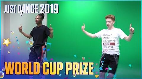 Just Dance 2019 World Cup Prize Behind the Scenes