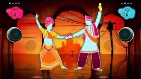 "Just Dance 2 ""Katti Kalandal"" (Bollywood song)"