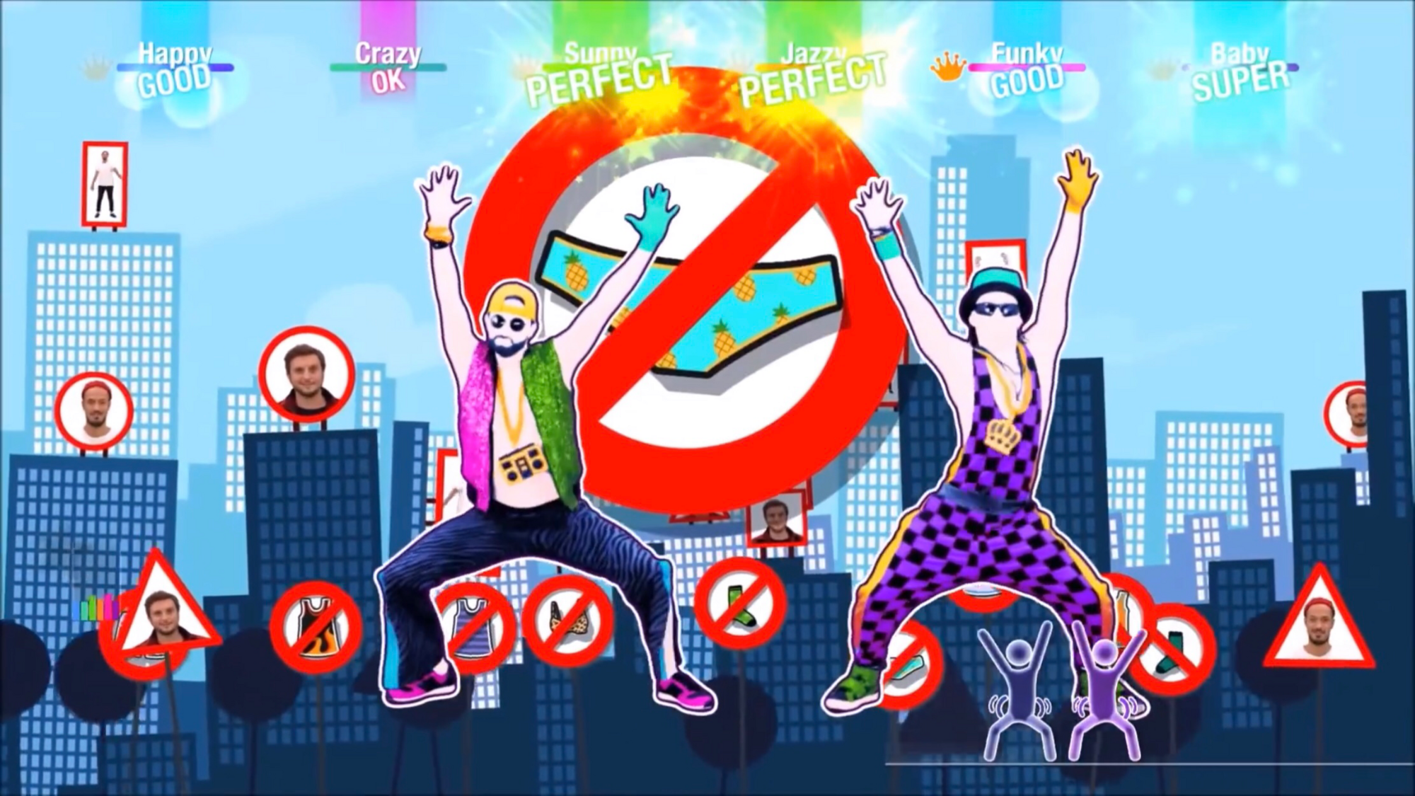 On Ne Porte Pas De Sous-Vêtements | Just Dance Wiki | FANDOM