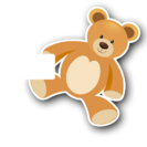 Teddybear skin