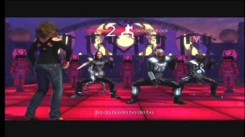 The Black Eyed Peas Experience My Style (Elcio Madureira Dançarino Kinect)